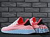 Женские кроссовки реплика Adidas Deerupt Runner Red/Blue CQ2624, фото 4