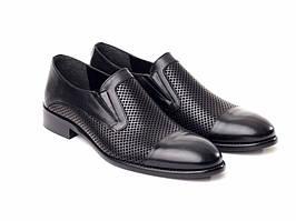 Туфлі Etor 14896-10923-295 чорні