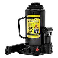 Домкрат гідравлічний пляшковий 15т H 230-460мм sigma 6101151