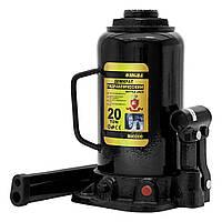 Домкрат гидравлический бутылочный 20т H 242-452мм sigma 6101201