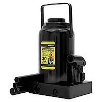 Домкрат гідравлічний пляшковий 30т H 285-465мм sigma 6101301