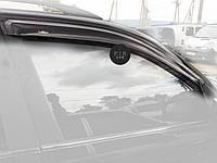 Дефлекторы окон (ветровики)  Skoda Octavia A5 2004-> 5D Wagon 4шт(Hic)