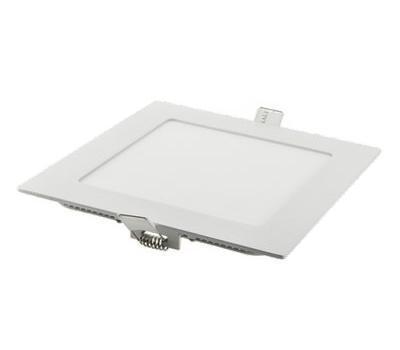 Встраиваемый светодиодный светильник Delux 18Вт квадрат