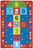 Коврик для детей Antdecor Игровой 100x150 (8680318038210)