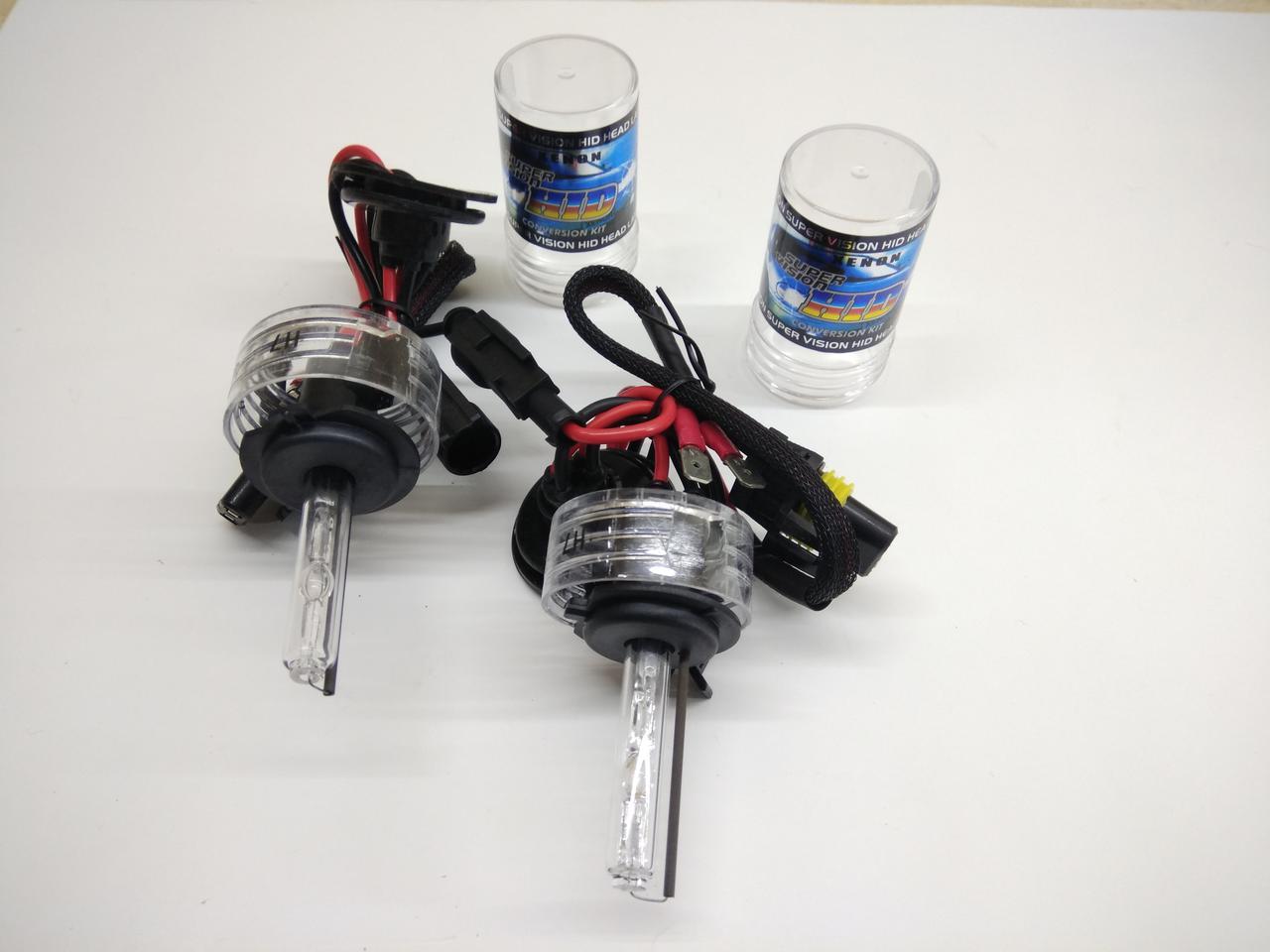 Лампа ксеноновая U-Light H7, 4300K, 85V, 35W, AMP, (1шт.)