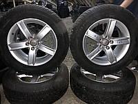 Диски ОРИГИНАЛ Audi Q5 5/112 R17 7J ET37 4шт состояние отличное!