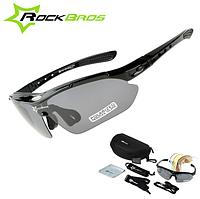 Тактические очки RockBros Polarized, фото 1