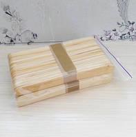 Шпатели деревянные 100шт/уп