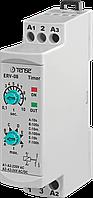 Реле времени  TENSE таймер задержки включения 0с-100 часов монтаж на DIN дин рейку цена купить
