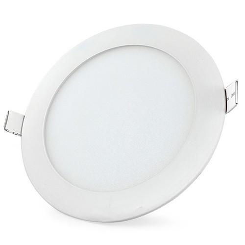 Светодиодная панель SL12L 12W 6500K  круг белый Код.59279