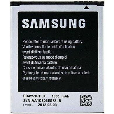 Аккумулятор Samsung i8160 Galaxy Ace 2, i8190 Galaxy S III mini, S7562 Galaxy S Duos 1500 mAh Оригинал