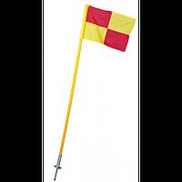 Комплект угловых флагов  на пружинах
