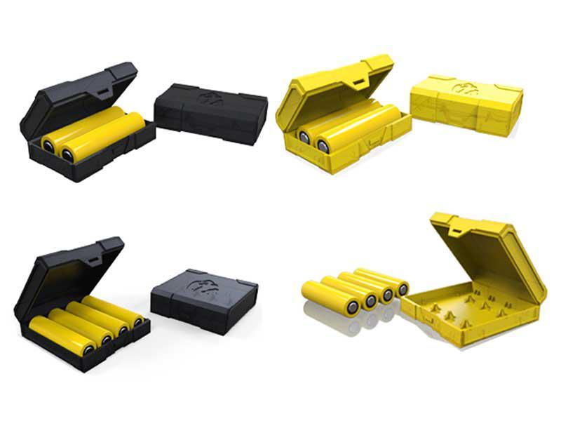 Chubby Gorilla Battery Case - Пластиковый кейс для аккумуляторов 18650 (Original)