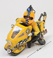 Моделька мотоцикла Test Driver SCAR-45