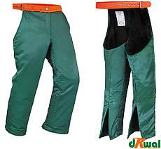 Штани робочі захисні для роботи з бензопилою DR-PIL-N ZP
