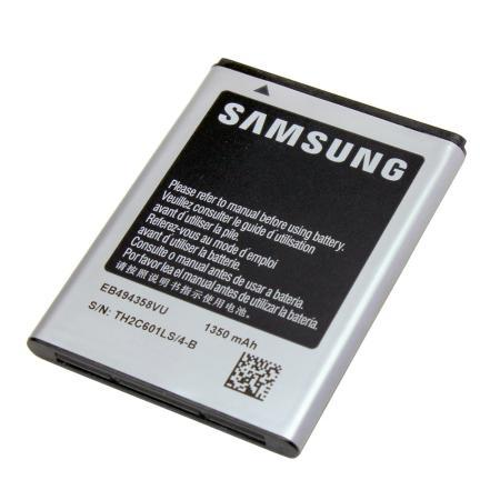 Аккумулятор Samsung EB494358VU S5830 Galaxy Ace, S5660, S6802 1350 mAh Оригинал