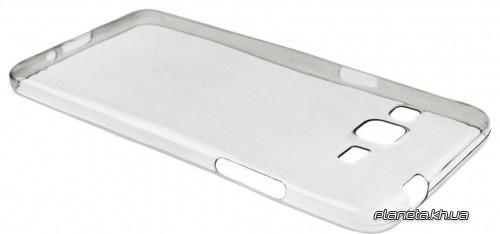 STD силиконовый чехол-накладка для телефона Lenovo A2010 прозрачный