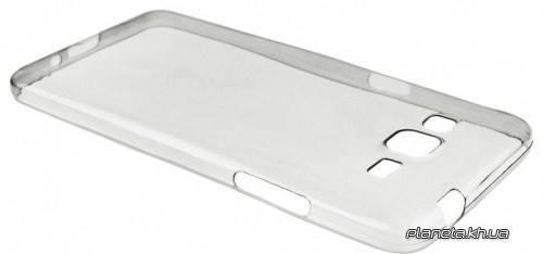 STD силиконовый чехол-накладка для телефона Lenovo A2010 прозрачный, фото 2