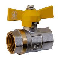 SD Шар.кран 1/2 БГГ газ   SD602G15