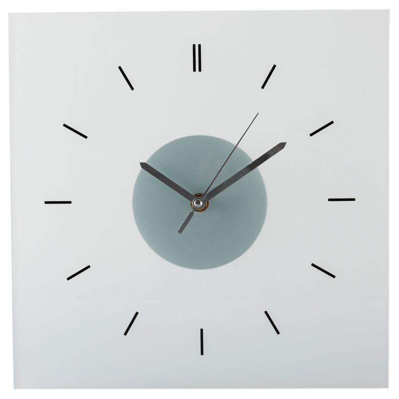 СКОЙА Настенные часы, стекло, 50111114, IKEA, ИКЕА, SKOJ