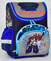Ранец школьный каркасный ортопедический Трансформеры 1, 2, 3, 4 класс Для мальчиков Рюкзак, портфель