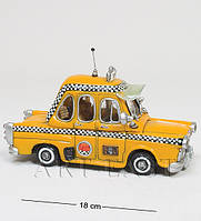 Моделька авто Taxi SCAR- 4