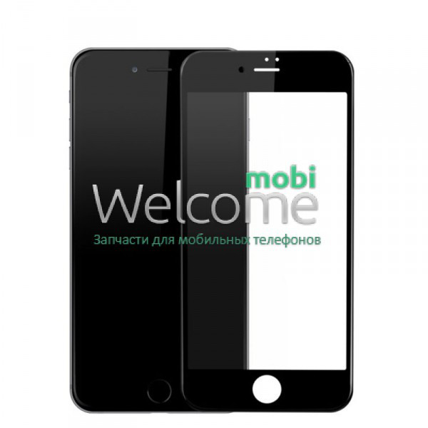 Стекло (lens) iPhone7 Plus черного цвета