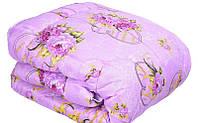 Мягкое одеяло овечья шерсть (Поликатон) по низким ценам оптом и в разницу, фото 1