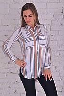 Женская рубашка Stradivarius размер S/M