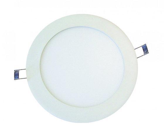Встраиваемый светодиодный светильник Delux 18Вт круг