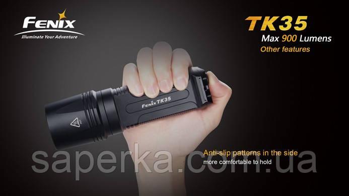 Фонарь Fenix TK35 Cree XM-L2 (U2) LED