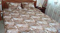 Постельное белье в леопардовый принт бязь двуспальное