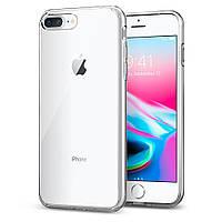 Чехол Spigen для iPhone 8Plus / 7Plus Liquid Crystal, Crystal Clear