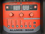 Сварочный полуавтомат для сварки алюминия WMaster ALUMIG-300P ( 380 Вольт ), фото 3