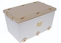 Детский ящик для игрушек Tega TEDDY BEAR MS-007
