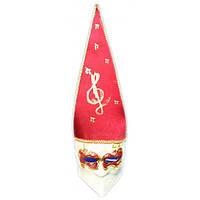 Маска карнавальная Венецианская папье-маше (62см) , Маски