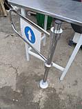 Ограждения стойки б у, система ограждения б у, стойки ограждения б у., фото 2