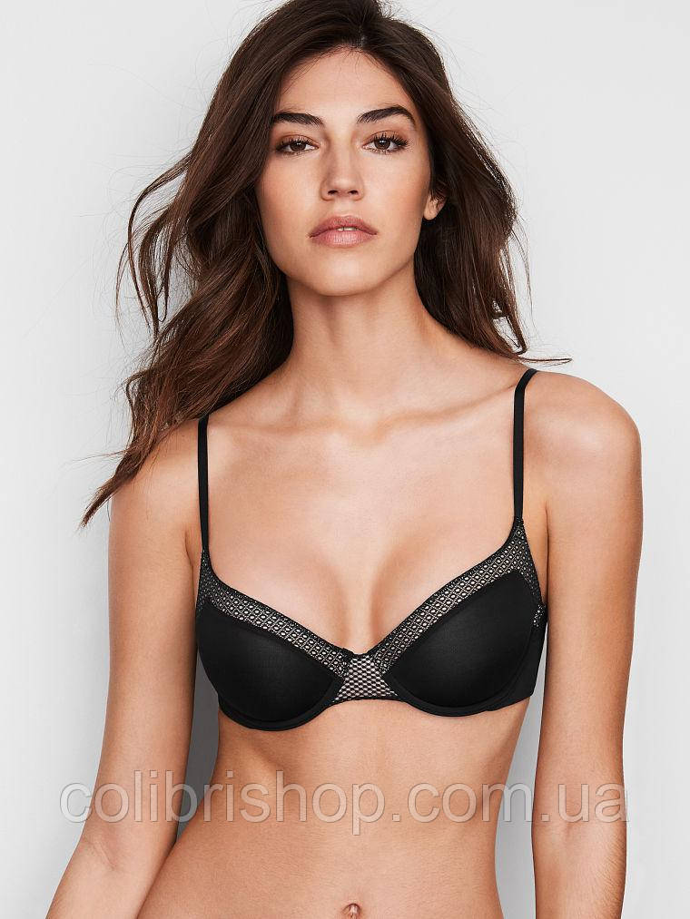 Бюстгальтер Lightly Lined Scoop Demi Bra от  Victoria's Secret, фото 1