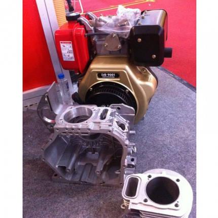 Двигатель дизельный WEIMA WM188FВE-S, фото 2