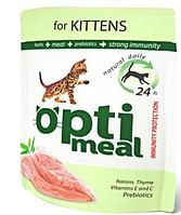Консерва для котят с курицей Optimeal (Оптимил) Защита иммунитета 0,085 кг