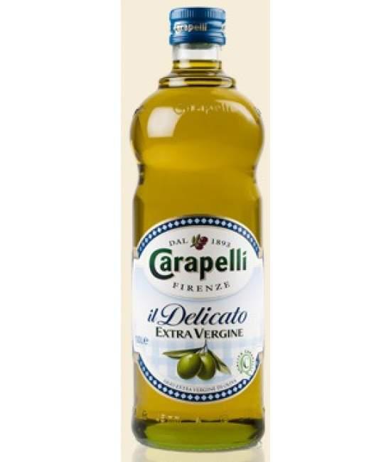 Оливковое масло Carapelli Delicato 1л