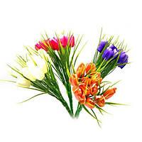 Тюльпаны букет (25 см) , Искусственные Цветы -30%