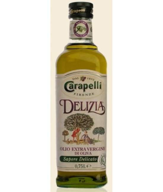 Оливковое масло Carapelli Delizia  1л