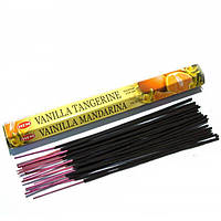 Vanilla Tangerine (Ваниль и Мандарин)(Hem)(6/уп) шестигранник , Благовония и аксессуары