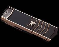 Копия телефона Vertu Модель Signature S Design Chocolate Red Gold