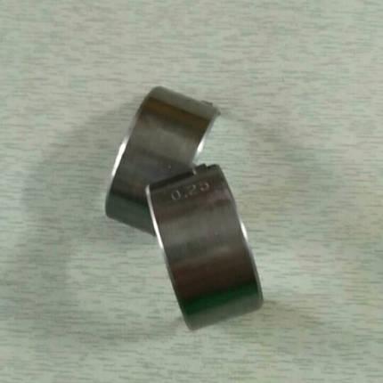 Вкладыши шатуна ремонтные 0,25 мм 178f, фото 2