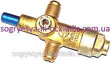 Клапан газовий 420 термостат.сер.«B3» з вихід.на запал.пальник (без фір.уп) котлів, арт.0.420.003, к. с. 0640