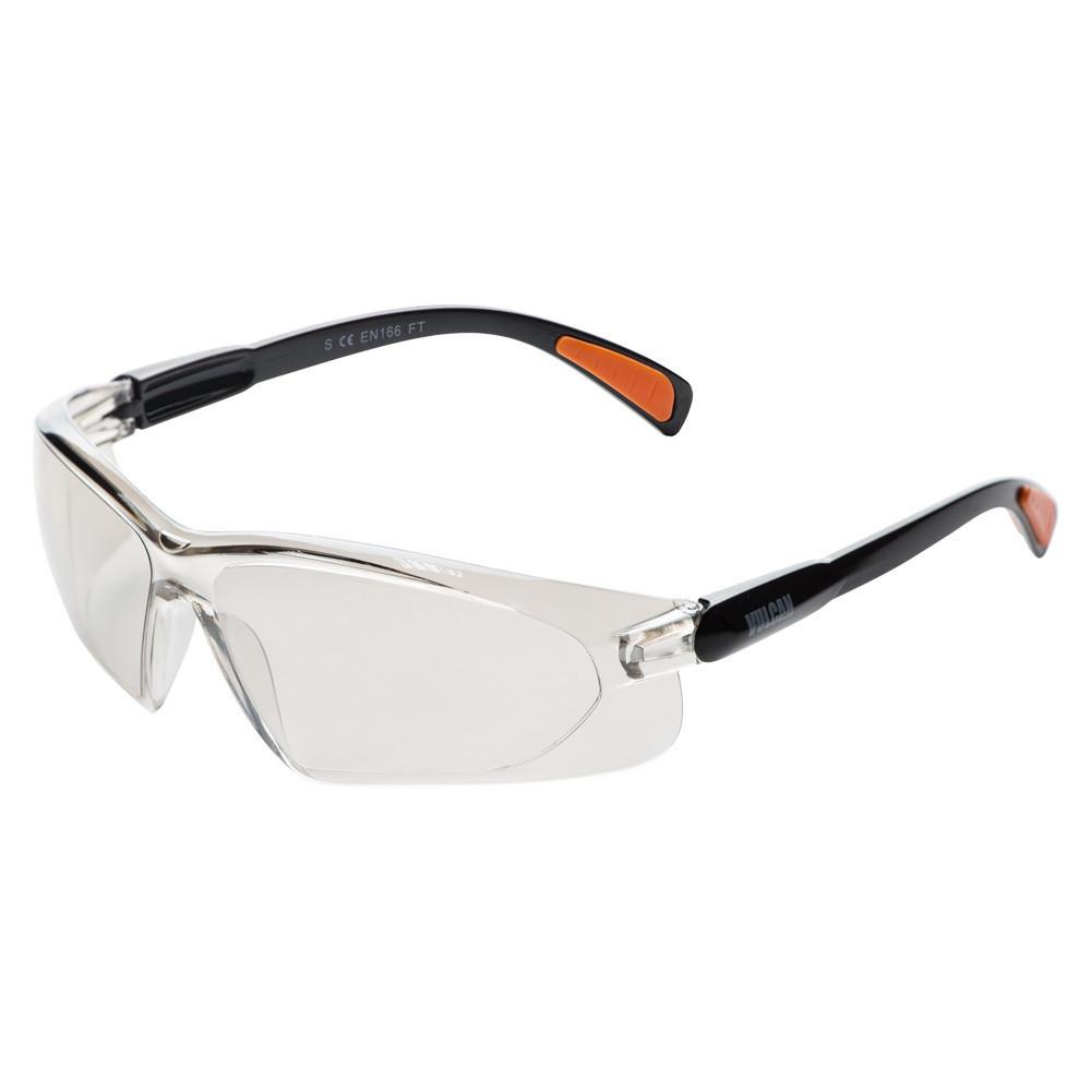 Очки защитные Vulcan (прозрачные) Sigma 9410451