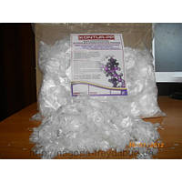 Фібра поліпропіленова для теплої підлоги Упаковка   0,6 кг