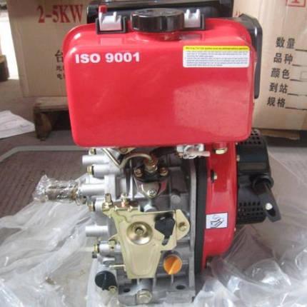 Двигатель дизельный WEIMA WM186FВE-Т, фото 2